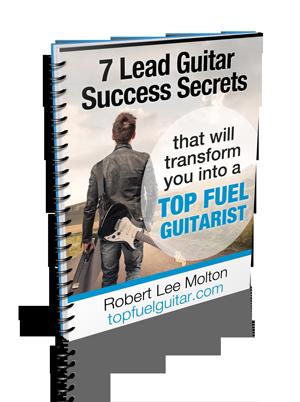 7 lead guitar success secrets